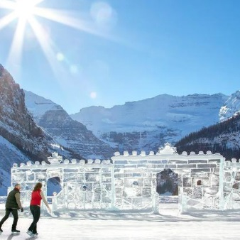 Winter Tour Discover Lake Louise